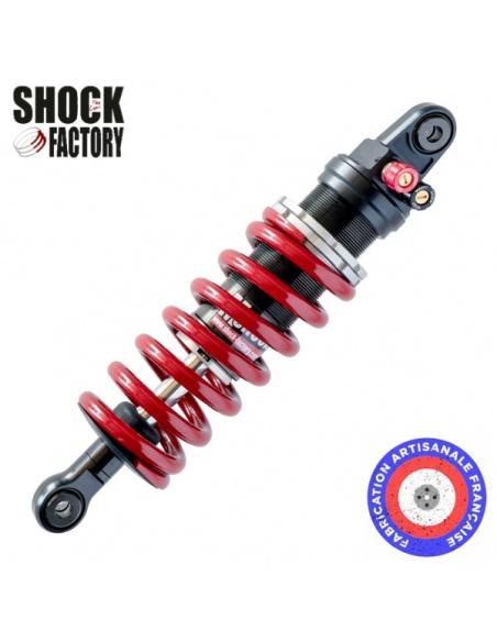 M-Shock pour Triumph avec 2 molettes de réglage