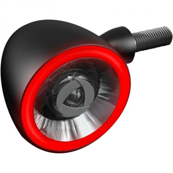 Bullet 1000® DF 3 fonctions Noir par Kellermann