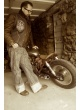 MC Waistcoat - version garage à motos !