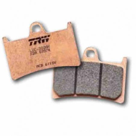 Plaquettes de frein TRW