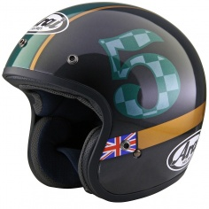 Casque Jet Freeway Classic...