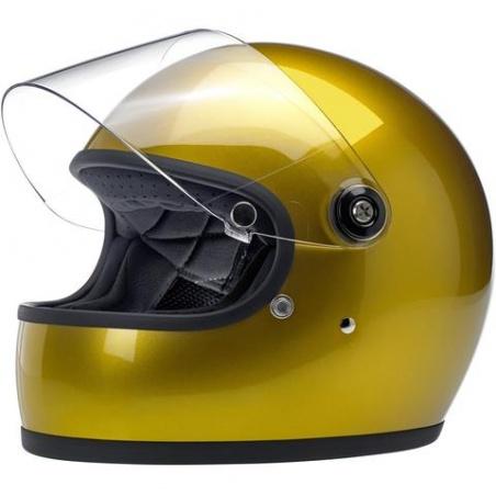 Gringo S Or brillant casque intégral Biltwell®