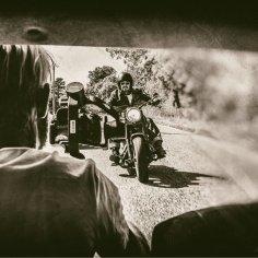 Al Crayton, photographe motard