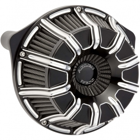 Filtre à air inversé Arlen Ness, 10-gauge