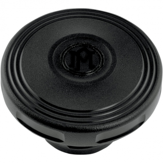 Bouchon de réservoir Merc black OPS par Performance Machine