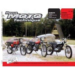 Honda Revue Moto Technique...
