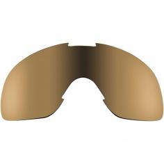 Ecran miroir Or pour Masque/Lunettes Overland 2.0 par Biltwell®