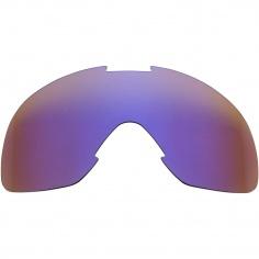 Ecran miroir violet pour Masque/Lunettes Overland 2.0 par Biltwell®