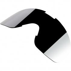 Ecran miroir chrome fumé pour Masque/Lunettes Overland 2.0 par Biltwell®