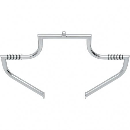 Barre d'autoroute Linbar® Chrome avant par Lindby Custom®