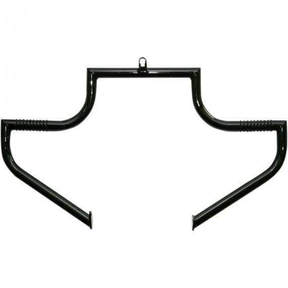 Barre d'autoroute Linbar® Black avant par Lindby Custom®