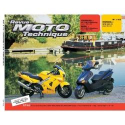 MBK Revue Moto Technique ETAI