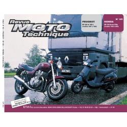 Peugeot Revue Moto...