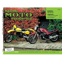 Suzuki Revue Moto Technique...