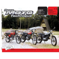 Yamaha Revue Moto Technique...