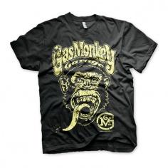 T-Shirt Big Brand Logo by Gas Monkey Garage®