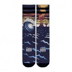 Chaussettes Tsunami by American Socks®