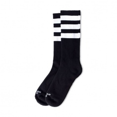 Chaussettes Back in Black by American Socks®