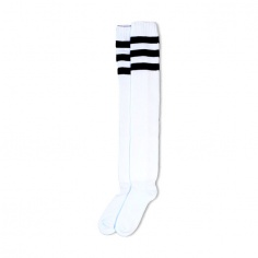Chaussettes mi-cuisse Old School by American Socks®