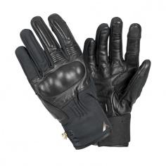 Gants en cuir noir Homologués CE Artic par By City®