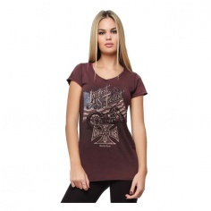 T-Shirt Loudest & Fastest by West Coast Choppers®