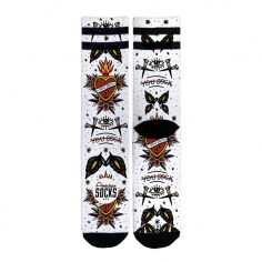 Chaussettes You Sock by American Socks®