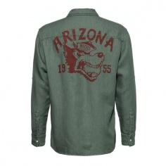 Chemise Arizona Wolves by King Kerosin®