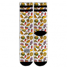 Chaussettes Junk Food by American Socks®