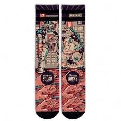 Chaussettes Godzilla by American Socks®