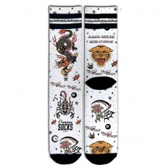 Chaussettes Always Rocking by American Socks®