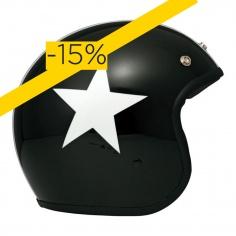Destock Casque S Star Black par DMD®