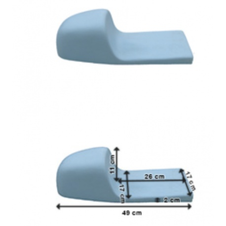 Siège Ducati 175/250 Narrow Case
