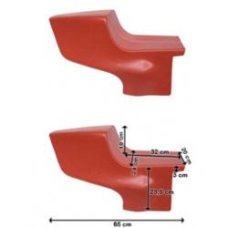 Siège Ducati Pantah TT2 cadre standard