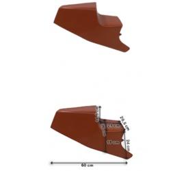 Siège  Ducati Pantah 600 TT2 cadre Verlicchi