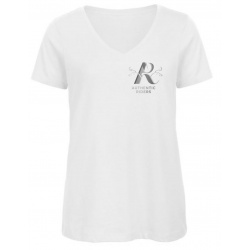 T-shirt Authentic Riders Femme
