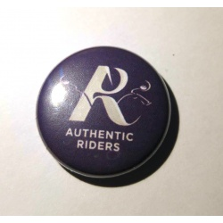 Badge Authentic Riders