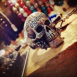 "Anneau ""Skull Black Pearl Original"""