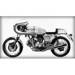 Siège Ducati 750/900 SS