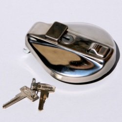 Bouchon à clé pour réservoir Honda CB750