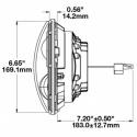 Phare à LED M8700 Evo 2