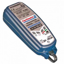 Chargeur 0,8A Optimate 3 par tecMATE®