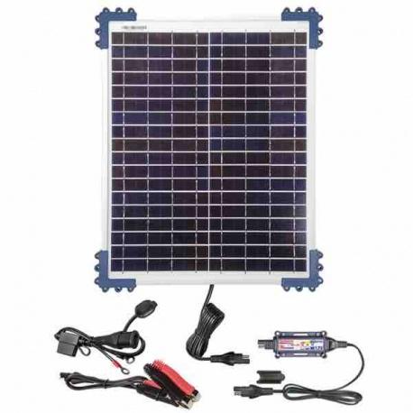 Optimate Solar + Panneau Solaire 20W