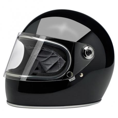 Gringo S Noir brillant casque intégral Biltwell®