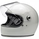 Gringo S Blanc brillant casque intégral Biltwell®