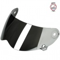 Visière miroir chrome pour Casque moto Lane Splitter par Biltwell