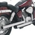 Straightshots pour Honda VT750