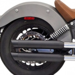 Silencieux Slip-on pour Indian Scout