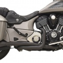 Échappement True Dual pour Indian Chieftain
