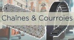 Chaînes et Courroies