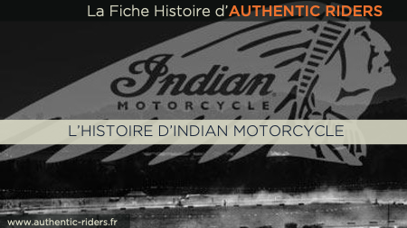 L'histoire D'Indian Motorcycle
